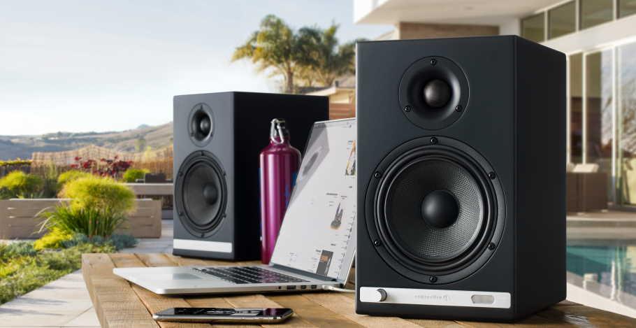 analog speakers