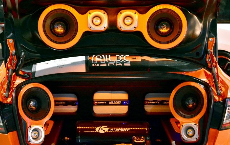 effective model of speaker for enjoying a full range of music